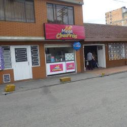Mega Churros en Bogotá