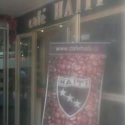 Café Haiti- Providencia en Santiago