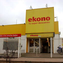Supermercado Ekono - Galileo en Santiago
