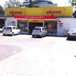Supermercado Ekono - Vitacura / Alianza en Santiago