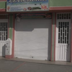 Cevichería Caprichos Marinos en Bogotá
