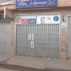 Cigarrería San Marcos en Bogotá
