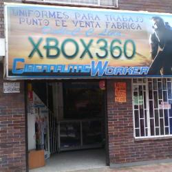 Xbox Cibernautas Worker en Bogotá