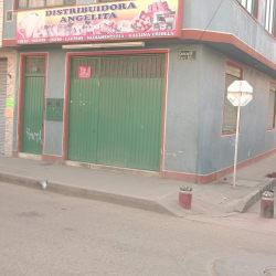 Distribuidora Angelita en Bogotá
