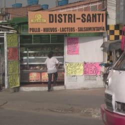 Distri Santi en Bogotá