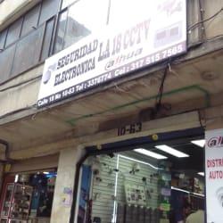 Seguridad Electrónica La 18 CCTV en Bogotá