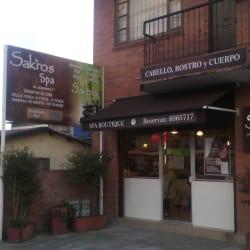 Sakros Spa Cota en Bogotá