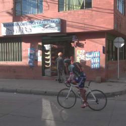 Panadería Cafetería Y Pastelería Paulita en Bogotá