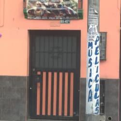 Música Películas Juegos en Bogotá