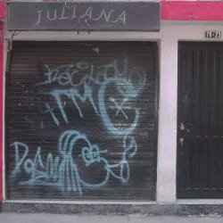Juliana en Bogotá