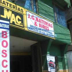 J.G Baterias & Aires  en Bogotá