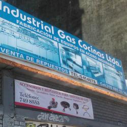 Industrial Gas Cocinas LTDA en Bogotá