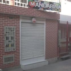 Bar Mandarina V.I.P en Bogotá