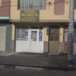 Tienda Naturista Y Zodiacal Paracelso en Bogotá