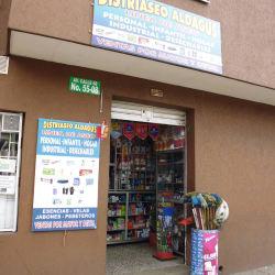 Distriaseo Aldagus en Bogotá
