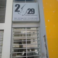 Dos 29 Crosstraining en Bogotá