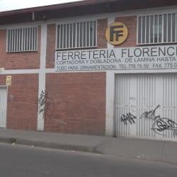 Ferretería Florencia en Bogotá