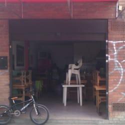 Restaurante MBA en Bogotá