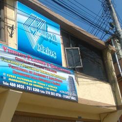 Móvil Vidrios en Bogotá