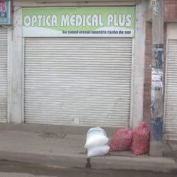 Óptica Medical Plus en Bogotá