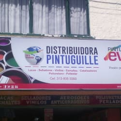 Pintugille en Bogotá