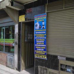 Los Colmenares Servicio Técnico en Bogotá
