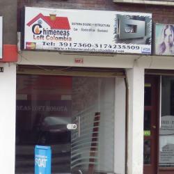 Chimeneas Loft Colombia en Bogotá