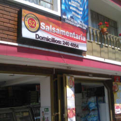 Salsamentaría 52 Punto en Bogotá