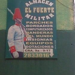 Almacén El Fuerte Militar en Bogotá