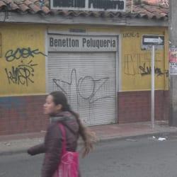 Benetton Peluquería Calle 65  en Bogotá