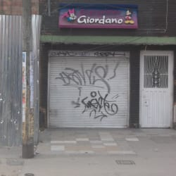 Expresiones Giordano en Bogotá