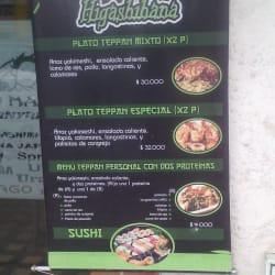 Higashihána en Bogotá
