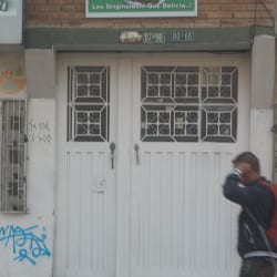 Narcotamal en Bogotá