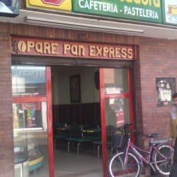 Parepan en Bogotá