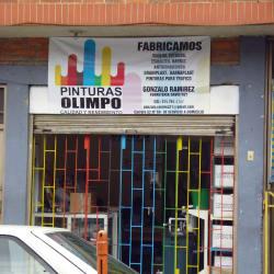 Pinturas Gonzalo Ramírez en Bogotá