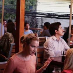 Bar Minga en Santiago