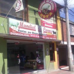Mundial De Carnes Cota en Bogotá