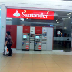 Banco Santander - Costanera Center en Santiago