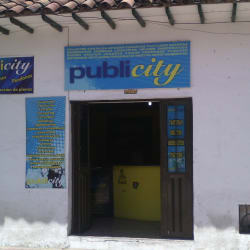 Publicity en Bogotá