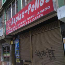 Rapizz Pollo's  en Bogotá