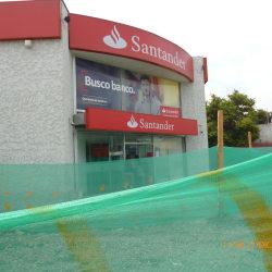 Banco Santander - Vicuña Mackenna / Walker Martínez en Santiago