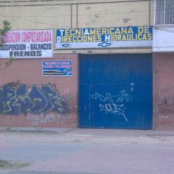 Tecniamericana De Direcciones Hidráulicas en Bogotá