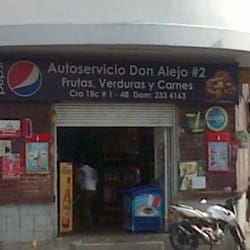 Auto Servicio Don Alejo II en Bogotá
