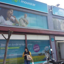 Movistar - Departamental en Santiago