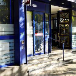 Banco de Chile - Apoquindo / La Capitanía en Santiago