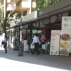 Coppelia - Mall Vivo Panorámico en Santiago