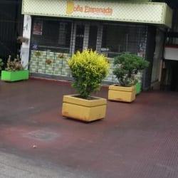 Doña Empanada- Pedro de Valdivia en Santiago
