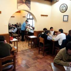 Taberna El Hoyo en Santiago