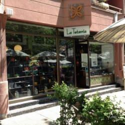 Café La Tetería- Providencia en Santiago