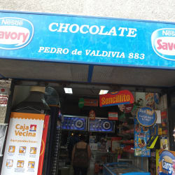 Chocolate en Santiago